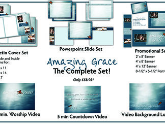 Amazing Grace Complete Set Product Image