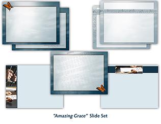 Amazing Grace Slide Set Product Image