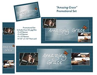 Amazing Grace Promotional Set Product Image