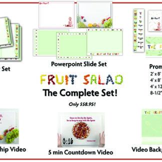 Fruit Salad Complete Set Product Image