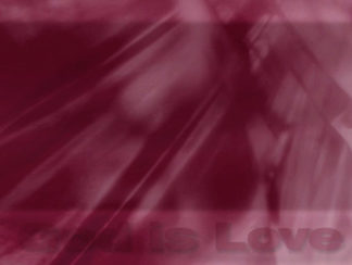 God Is Love Video Loop Product Image