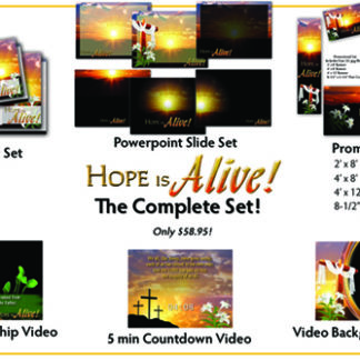 Hope Is Alive Complete Set Product Image