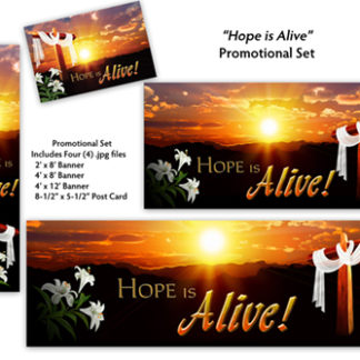 Hope Is Alive Promotional Set Product Image