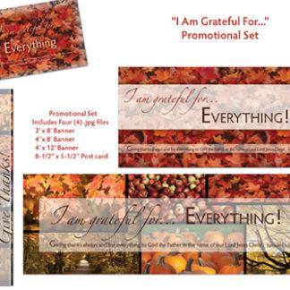 I Am Grateful For Promotional Set Product Image