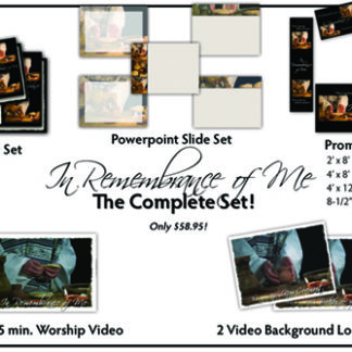 In Remembrance of Me Complete Set Product Image