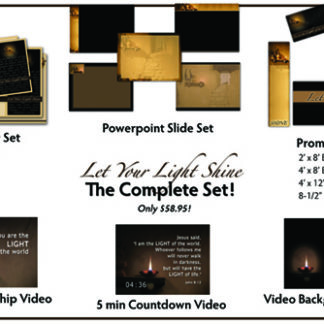 Let Your Light Shine Complete Set Product Image