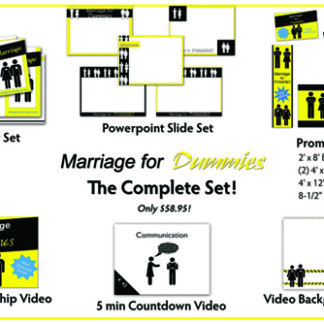 Marriage for Dummies Complete Set Product Image