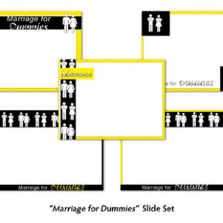 Marriage for Dummies Slide Set Product Image