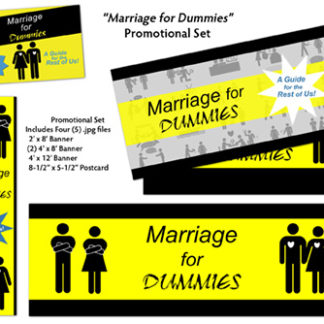 Marriage for Dummies Promotional Set Product Image
