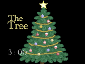 The Tree Countdown Video Product Image