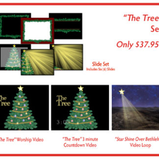 The Tree Video/Graphic Bundle Product Image