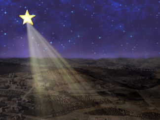 The Tree Star Shine Over Bethlehem Video Loop Product Image