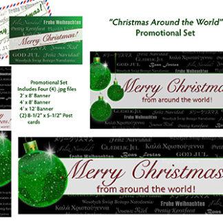 Christmas Around the World Promotional Set Product Image