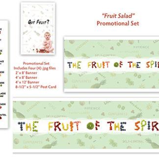 Fruit Salad Promotional Set Product Image