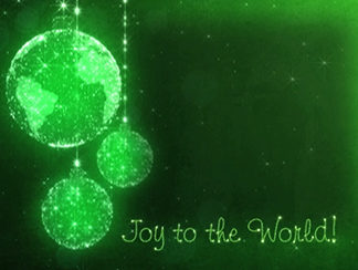Joy to the World Video Loop Product Image