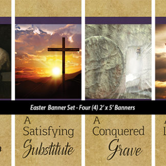 Easter Banner Set Product Image