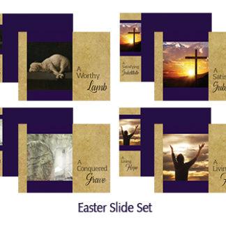 Easter Slide Set Product Image