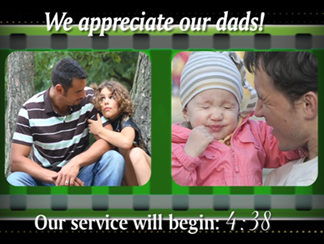 Father's Day Countdown Video Product Image