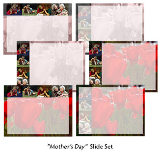 Mother's Day Slide Set Product Image