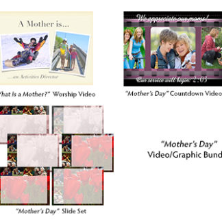 Mother's Day Video_Graphic Bundle Product Image