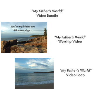 My Father's World Video Bundle Product Image