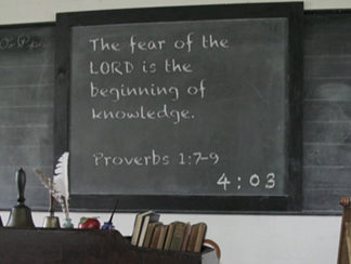 Wisdom from the Chalkboard Countdown Video Product Image